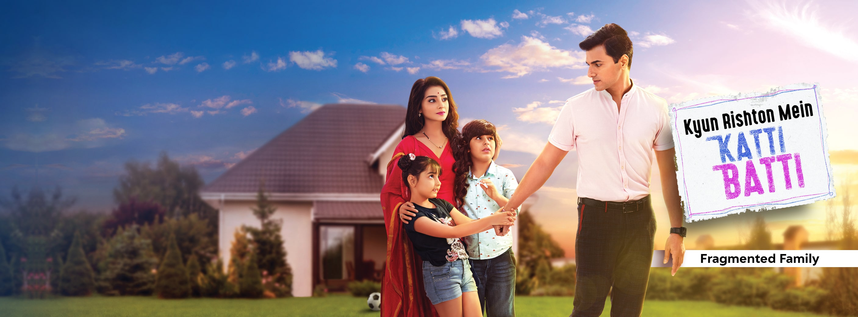 Kyun Rishton Mein Katti Batti is a Hindi family drama show that focusses on the lives of Shubhra, Kuldeep and their kids, Roli and Rishi. After 10 years of marriage, cracks begin to develop in Shubhra and Kuldeep's relationship. Will Rishi and Roli be able to erase the differences between their parents?